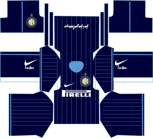 inter milan kit dream league soccer